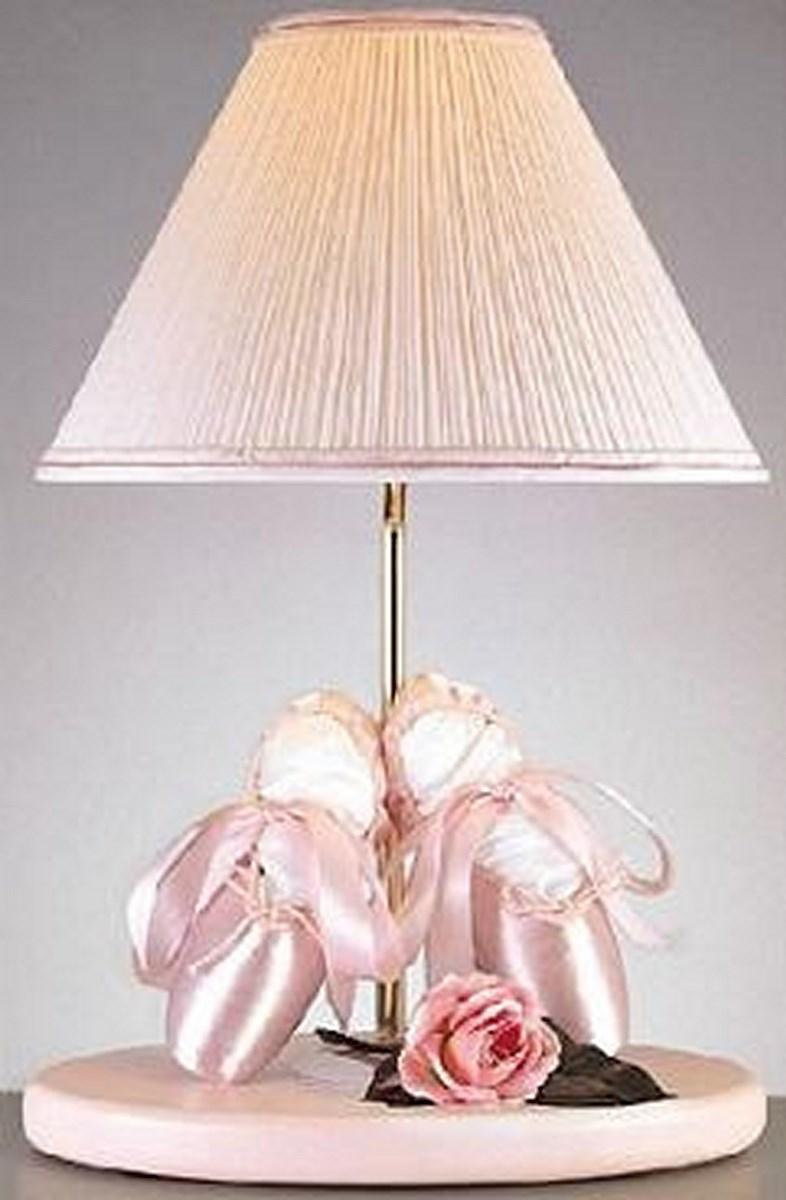 10 adorable girls bedroom table lamp ideas rilane. Black Bedroom Furniture Sets. Home Design Ideas