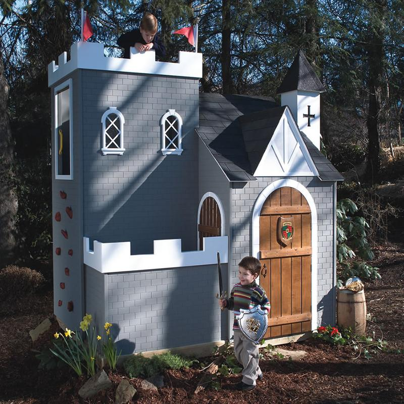 castle playhouse - Playhouse Designs And Ideas