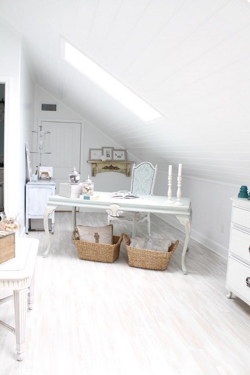 10 Attic Home Office Design Ideas - Rilane