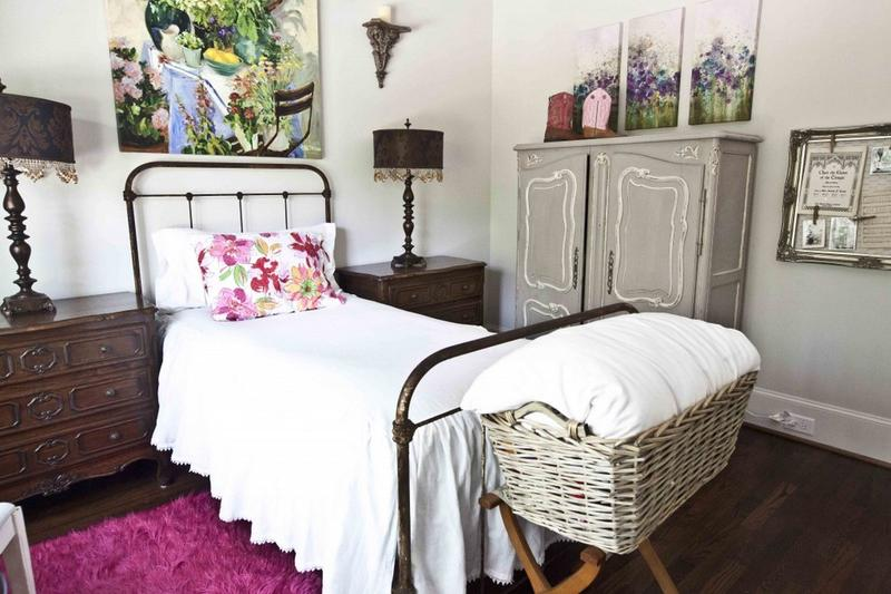 French Cottage Bedroom For Girls