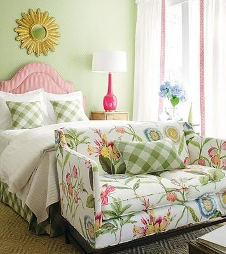 20 Cheery Green Bedroom Designs To Leave You In Awe