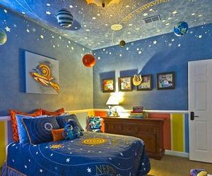 15 Fun Space Themed Bedrooms for Boys