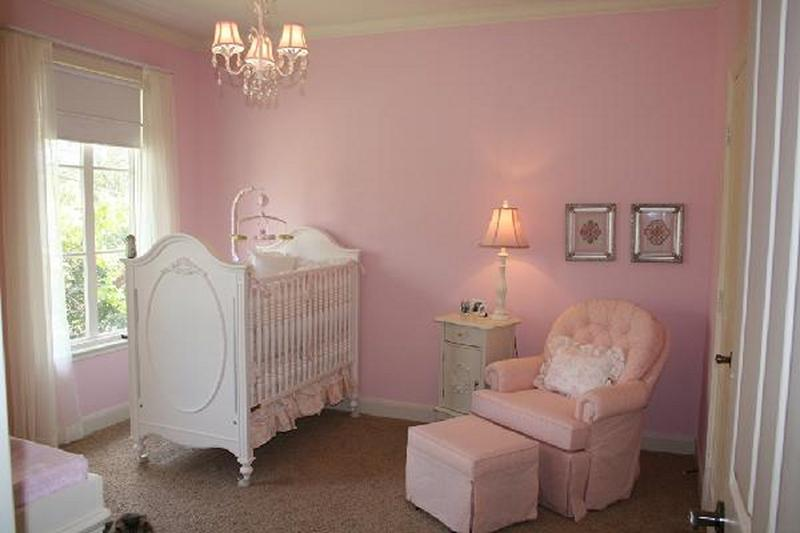Adorable Pink Nursery For S