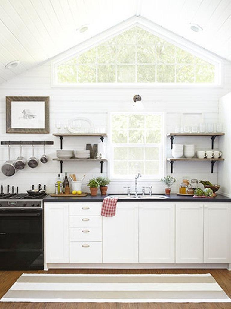 15 Charming Country Kitchen Design Ideas - Rilane