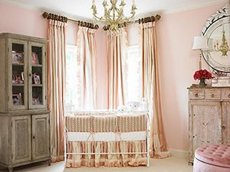 Beautiful Nurseries 16 adorable baby girl's nursery ideas - rilane