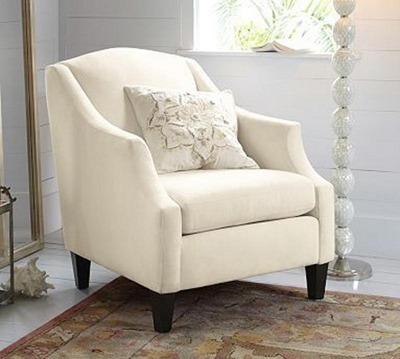 Charming Bedroom Accent Chair