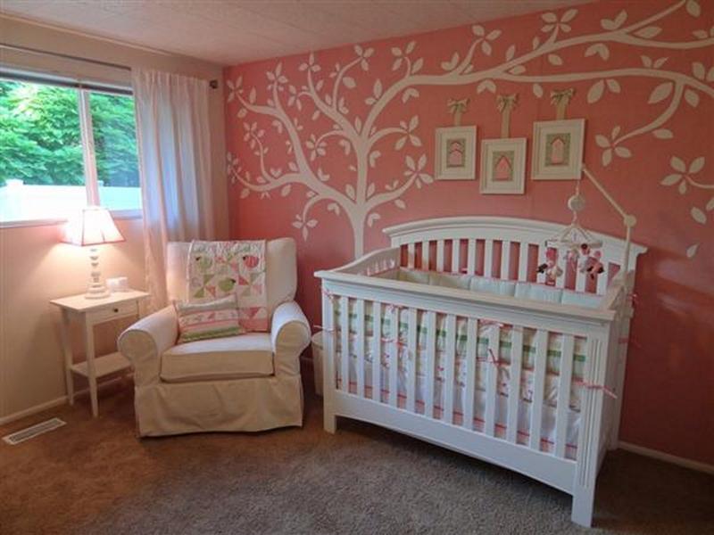16 Adorable Baby Girl S Nursery Ideas Rilane