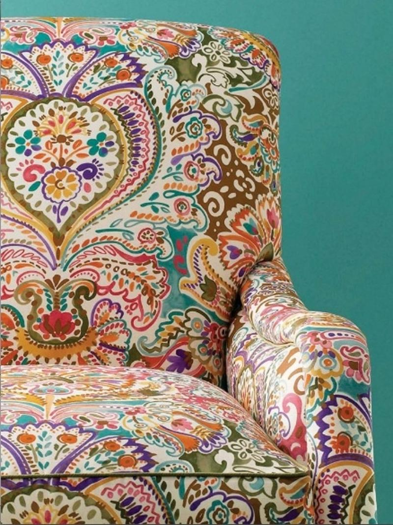 10 Exotic Floral Armchair Design Ideas Rilane