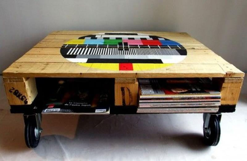 15 Cool Pallet Coffee Table Deisngs To Inspire Rilane