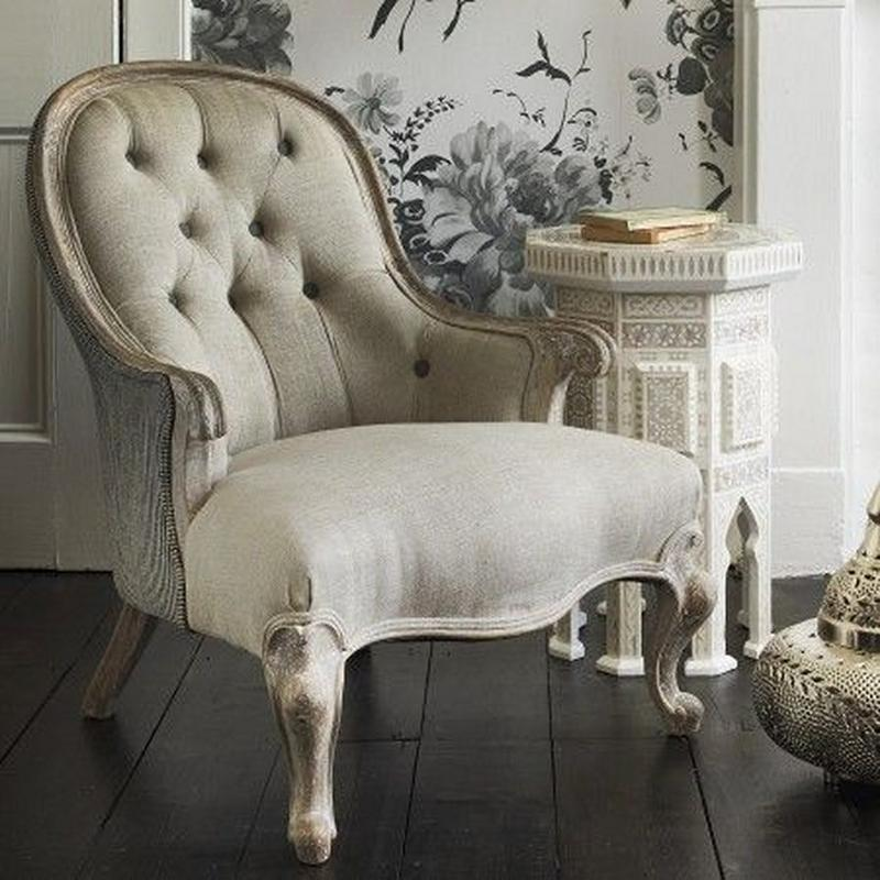 bedroom armchair. French Antique White Bedroom Armchair 10 Soft Designs  Rilane