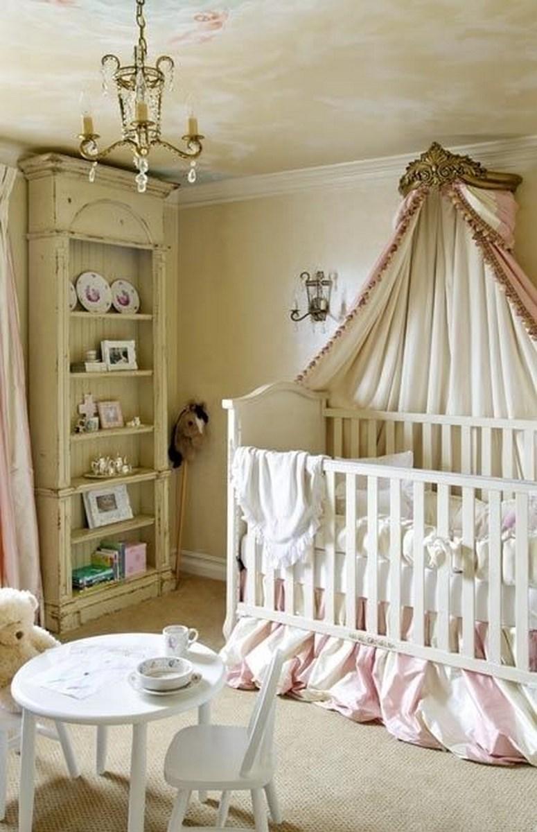 16 Adorable Baby Girl's Nursery Ideas - Rilane