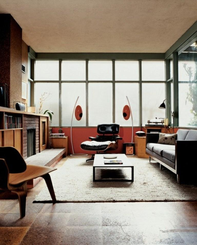 20 Captivating Mid Century Living Room Design Ideas