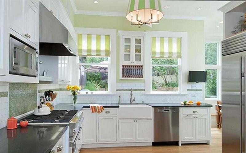 15 cheery green kitchen design ideas rilane