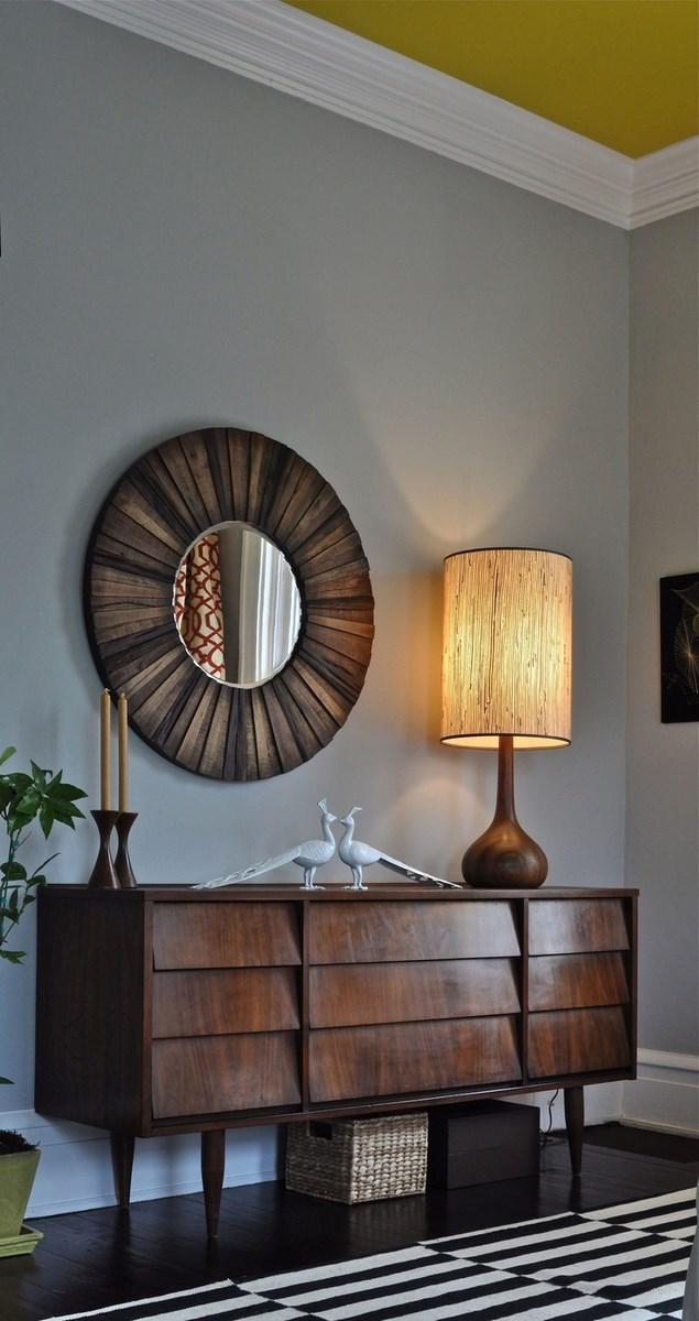 10 mid-century sideboards for the living room - rilane