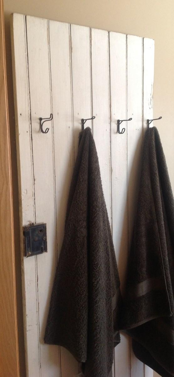 Beautiful Bathroom Wall Hooks towels