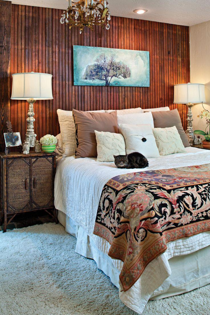 Beautiful Bedroom Designs With Wooden Panneling Rilane - Bedroom paneling designs