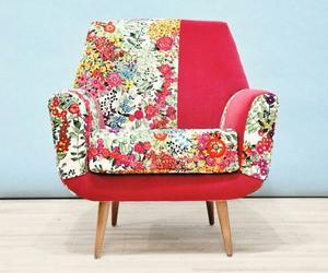 10 Exotic Floral Armchair Design Ideas