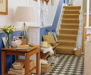 10 Blue Hallway Design Ideas