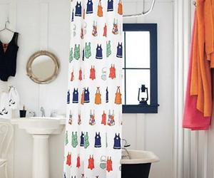 10 Vintage Shower Curtains for Perky Look in the Bathroom