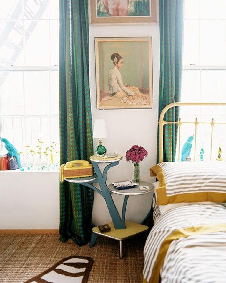 20 Eclectic Bedroom Designs To Leave You In Awe