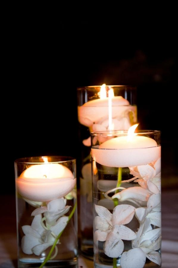 Awesome candle table center piece ideas rilane