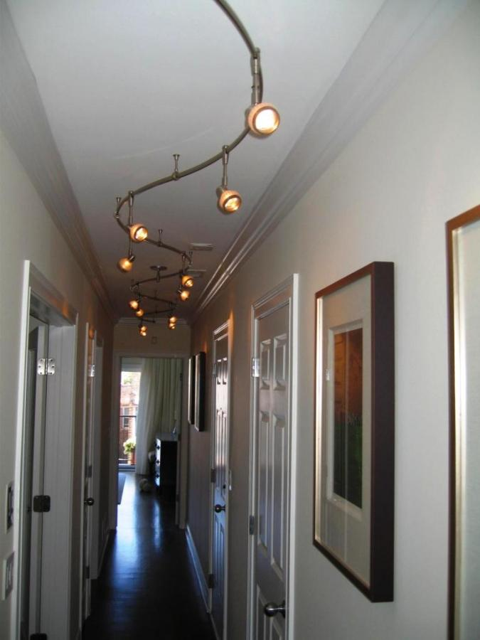 Amazing modern hallway lighting design image source turriglios
