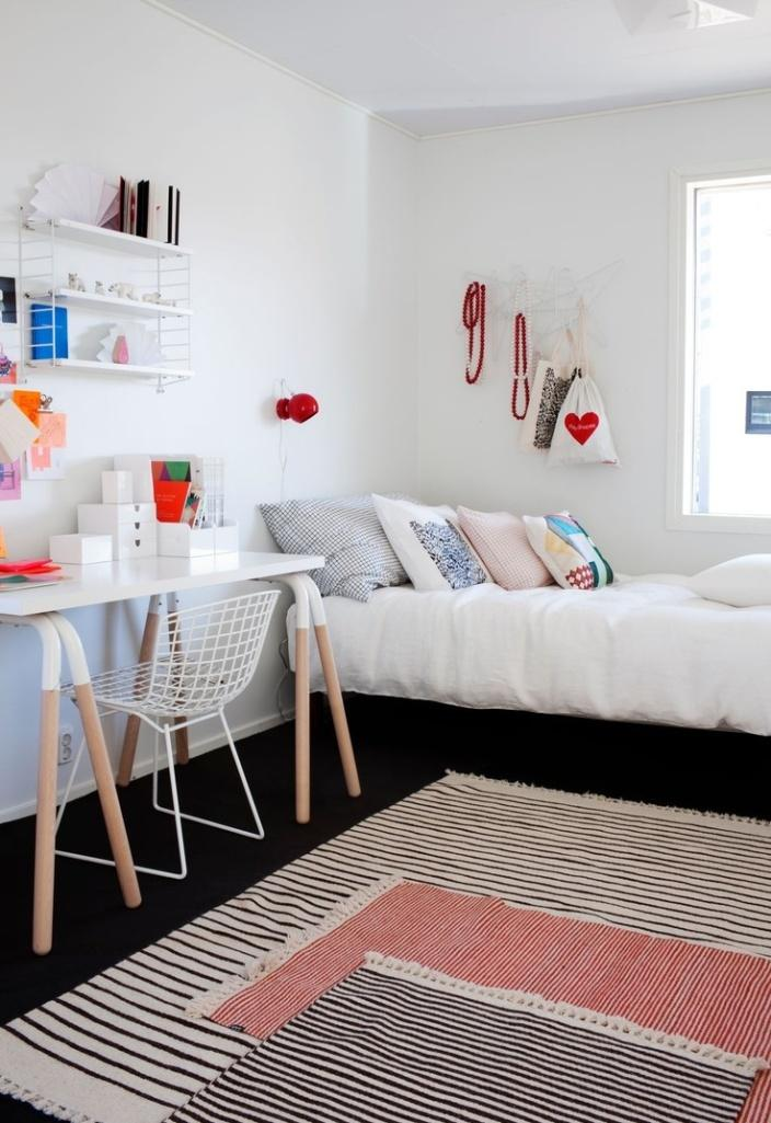 15 captivating scandinavian kid s bedroom ideas rilane - Kids bedroom photo ...