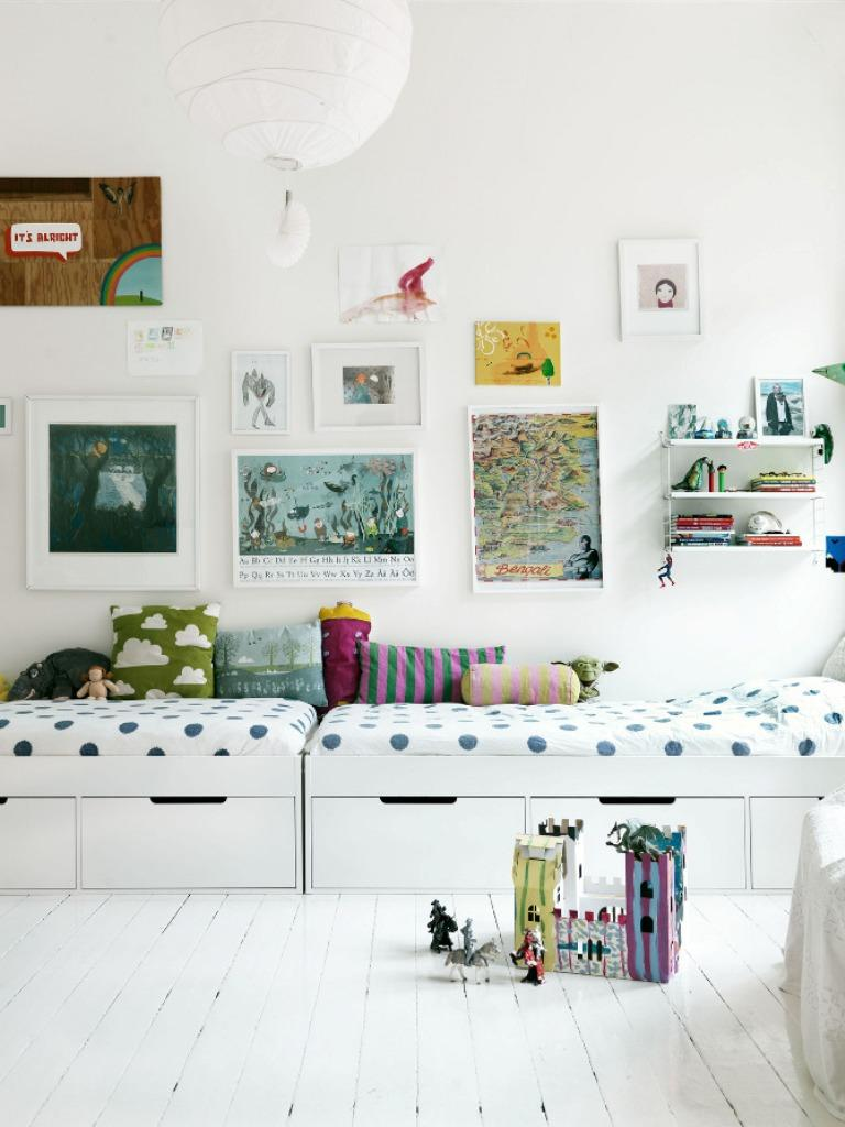 Kids Bedroom 15 Captivating Scandinavian Kids Bedroom Ideas Rilane