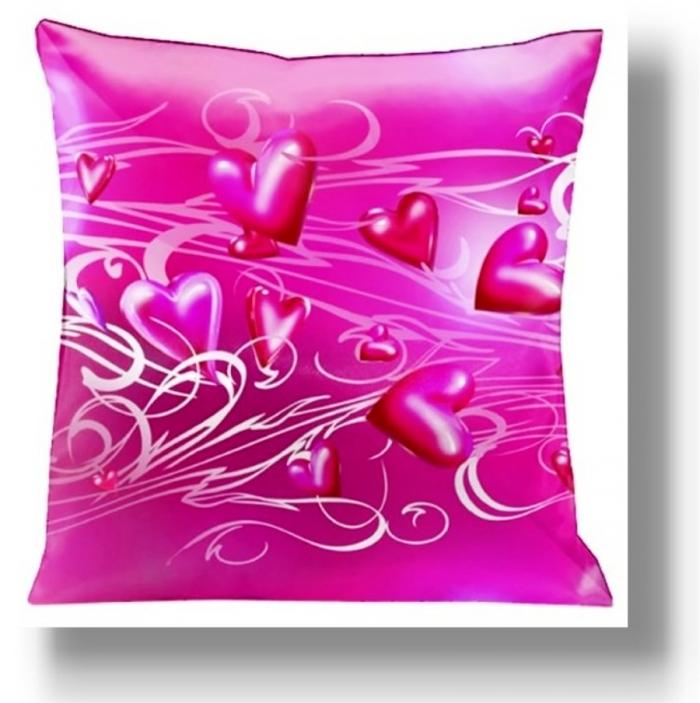 10 Creative Pillow Designs for Girl\'s Bedroom - Rilane