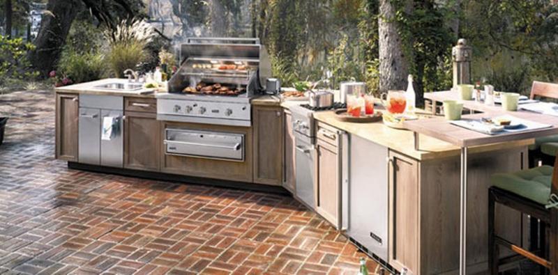 10 Beautiful Outdoor Kitchen Ideas Rilane
