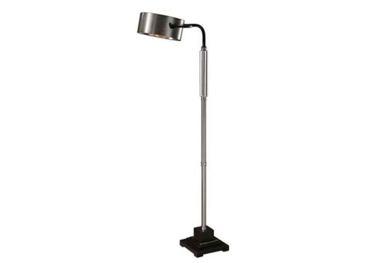 bold modern floor lamp