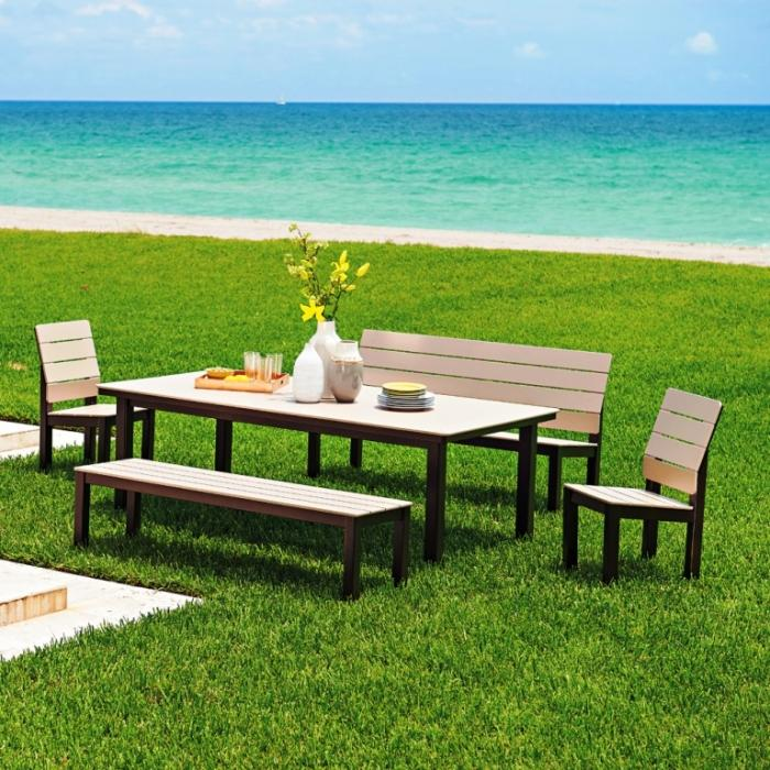 15 Stylish Outdoor Dining Sets