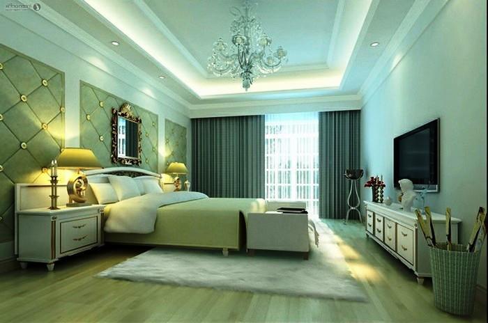 10 bedside lamp ideas for the bedroom rilane - Lit confortable design ...