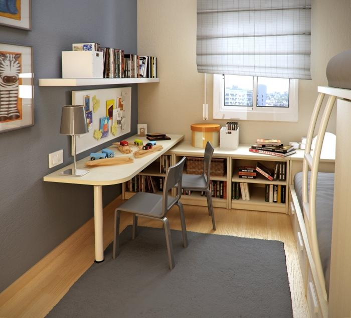 Play And Study Room: 10 Wonderful Study Areas To Make Your Kids Love Studying