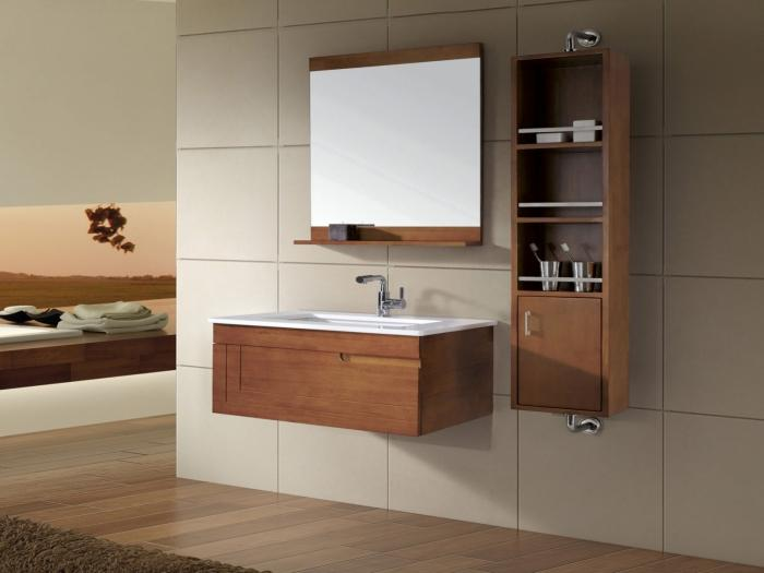 Modern Bathroom Vanities With Sinks 15 modern bathrooms with sink vanities - rilane