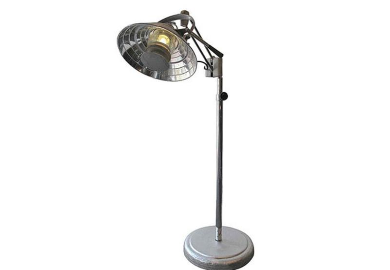 cool industrial floor lamp