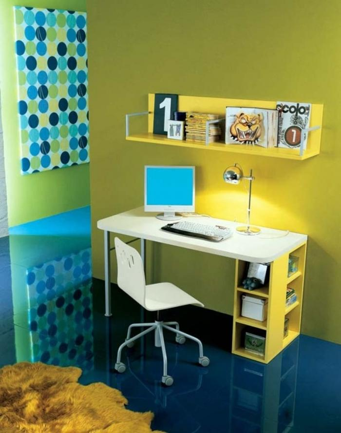 Creative Kids Study Room