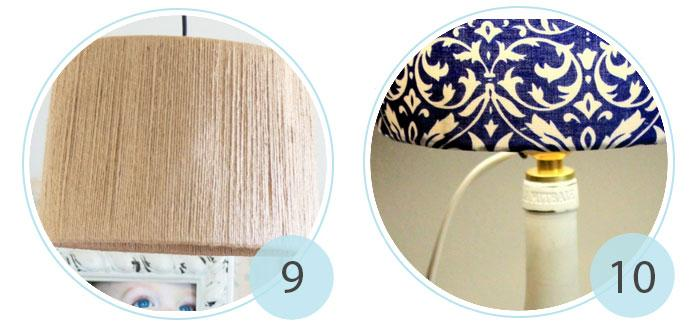 112 diy lamps rilane for How to make a lampshade from scratch