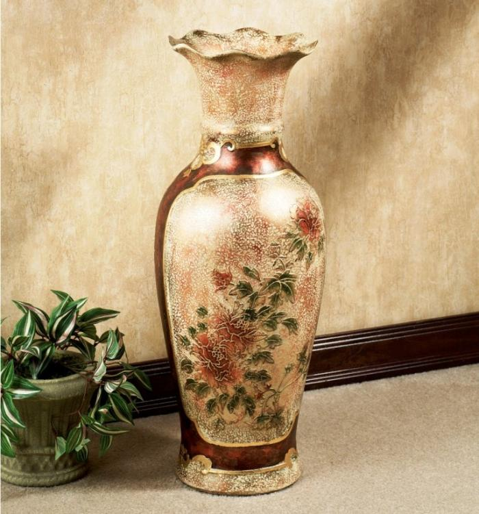 10 decorative giant floor vases rilane