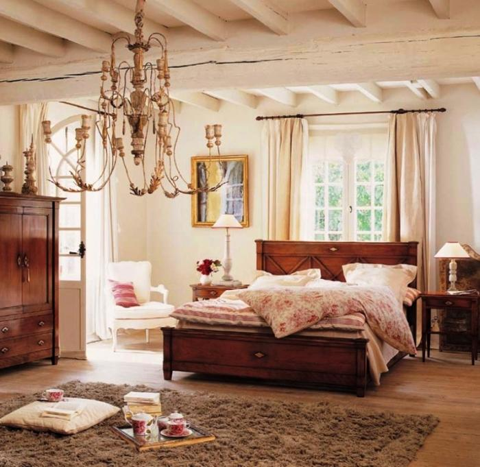 Great Fabulous Classical Bedroom With Unique Neutral Carpet For Classic Bedroom