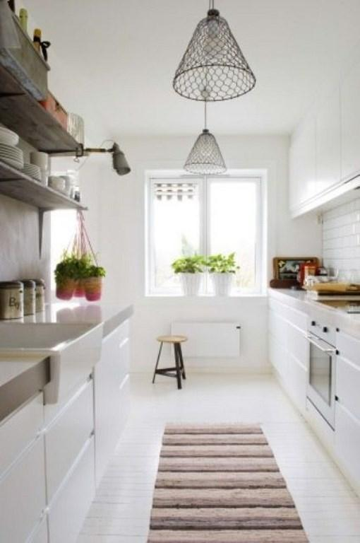 15 lovely and inspiring scandinavian kitchen designs rilane for Modern scandinavian kitchen design