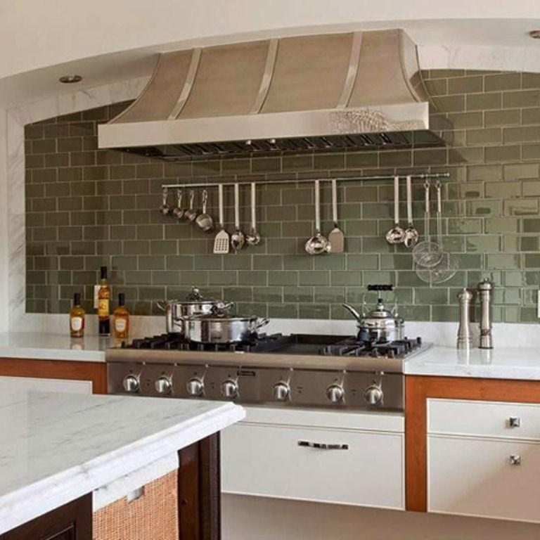 15 Beautiful Kitchen Designs With Subway Tiles Rilane