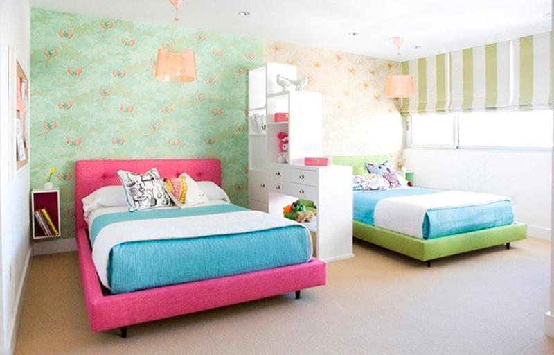 Modern Boy and Girl Shared Bedroom. 15 Interesting Boy and Girl Shared Bedroom Ideas   Rilane