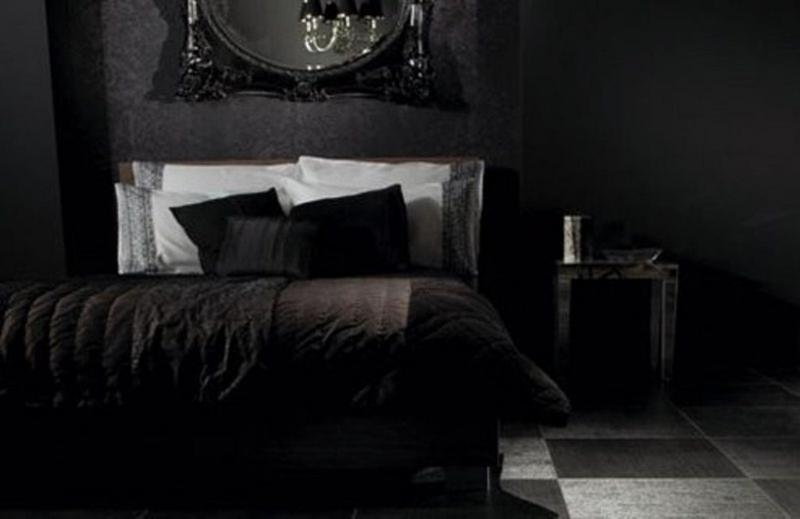 Outstanding Gothic Bedroom