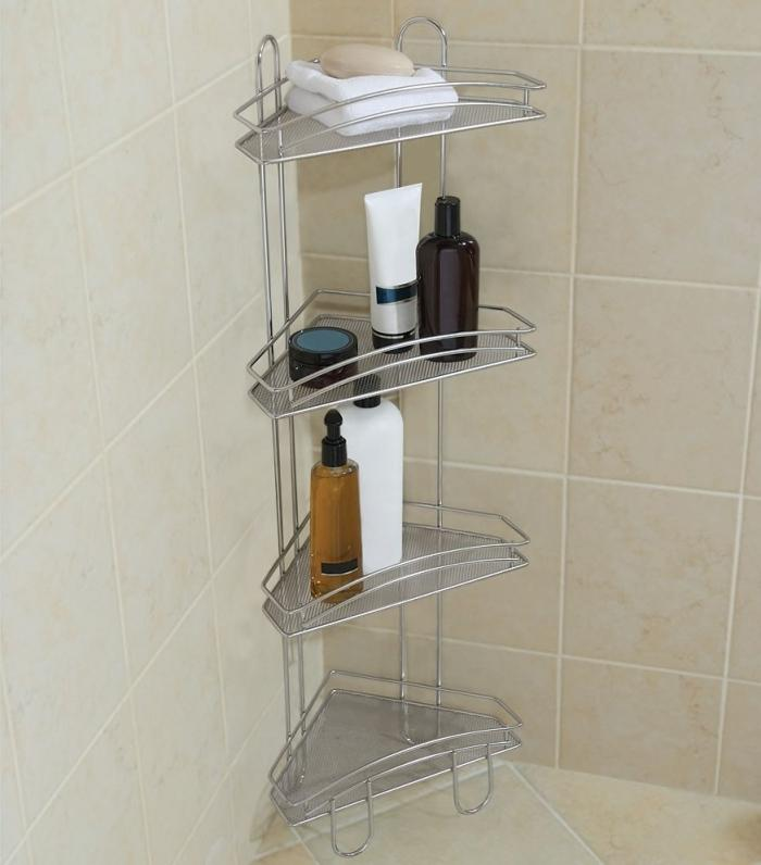 Charmant Outstanding Stainless Steel Shower Caddy