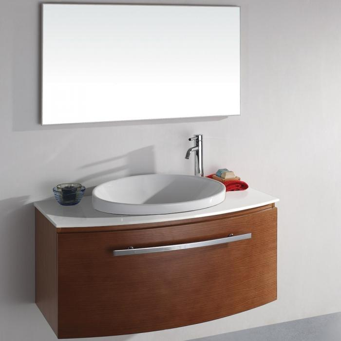 15 Modern Bathrooms with Sink Vanities - Rilane