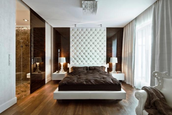 15 modern classic bedroom designs rilane. Black Bedroom Furniture Sets. Home Design Ideas