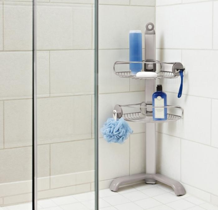 10 Shower Caddies for Bathroom Corners - Rilane