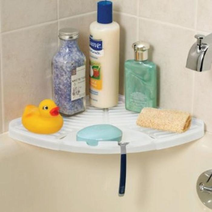 10 Shower Caddies for Bathroom Corners - Rilane