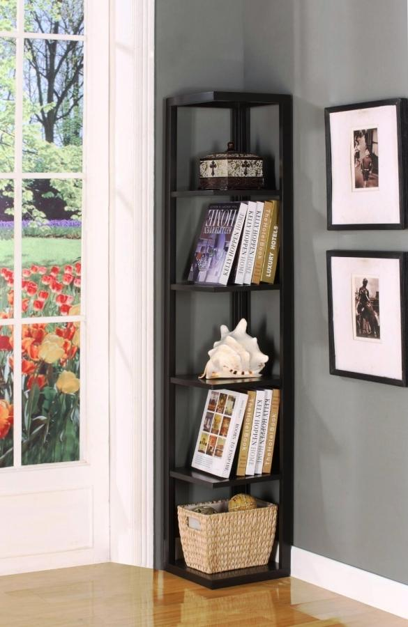 15 Outstanding Standing Bookshelves for Your Living Room